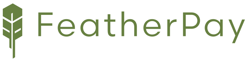 Logo for FeatherPay